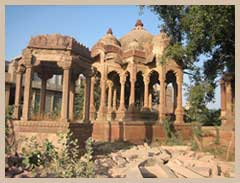 Jain Temple part of Rajasthan History